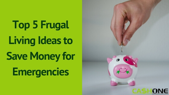 save money for emergencies